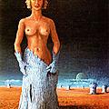Ferdi Posthuma de Boër (1930-1995) 030 La Mélusine des saules 1984