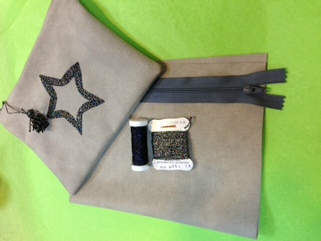 kit pochette étoile