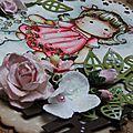 Mini Album Magnolia - Cadeau Naissance 10jpg