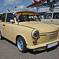 Trabant 601s berline