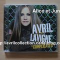 CD Complicated-version américaine-couverture spéciale (2002)