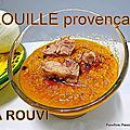 La vraie recette de la rouille provencale (la rouvi)