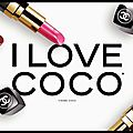 Le rouge hydratation continue - rouge coco - chanel