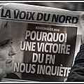 Hénin-beaumont: guerre ouverte entre la mairie fn et la voix du nord