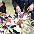 Cartes textiles