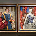 Berlin's gemäldegalerie brings all fragments of diptych by jean fouquet together for the first time in 80 years
