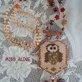Chouette collier pour la fête des mères 2008
