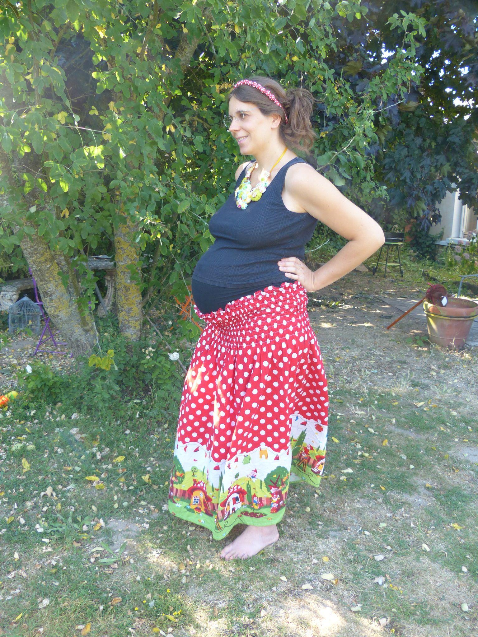Grosse Dame Image mon jupon de grosse dame - margotte aux pomme