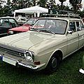 Ford taunus 12m p6 - 1970