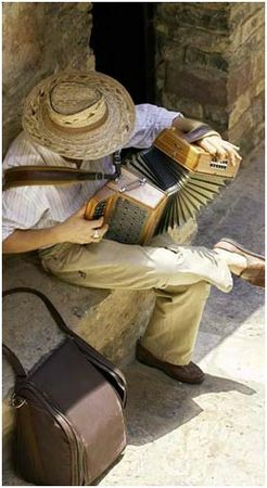 santiago accordeon stage