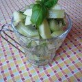 Salade du fruit absolutely green - 0pt