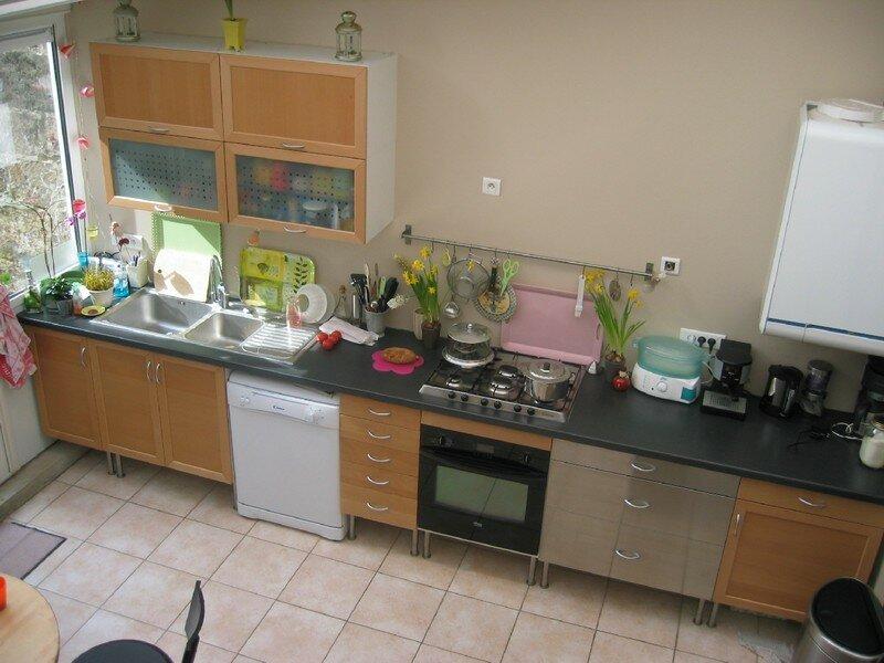 ma cuisine en 04/2005