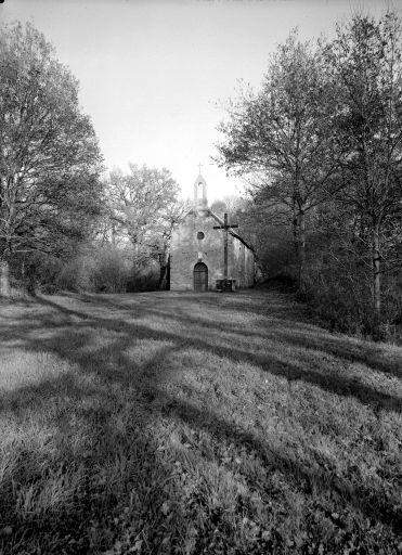 Teillay, chapelle Saint Eustache
