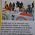 Kongo dieto 4521 : l'escroquerie de mantezolo et sa concubine sekimina kongo !