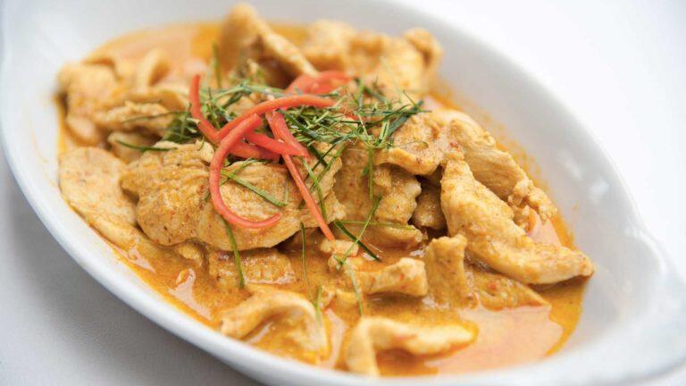 poulet-thai