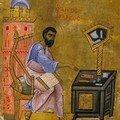 St MARC, Evangéliaire byzantin, f122V Chester Beatty Library, IR