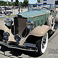 Packard light eight series 900 coupe roadster-1932