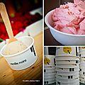 Vanille noire au panier ... délice des glaces artisanales maison !