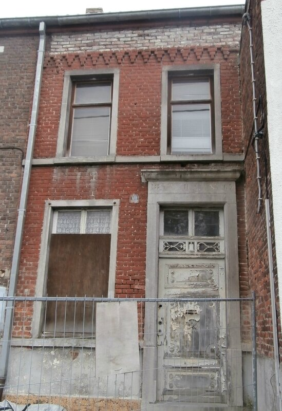 Wasmes - Rue du Bois 195 - façade - PB167046