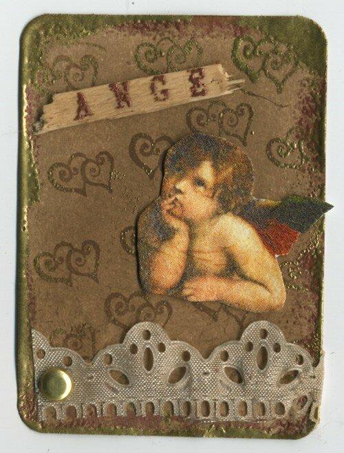 ATC Ange, (1ère ATC) 2006