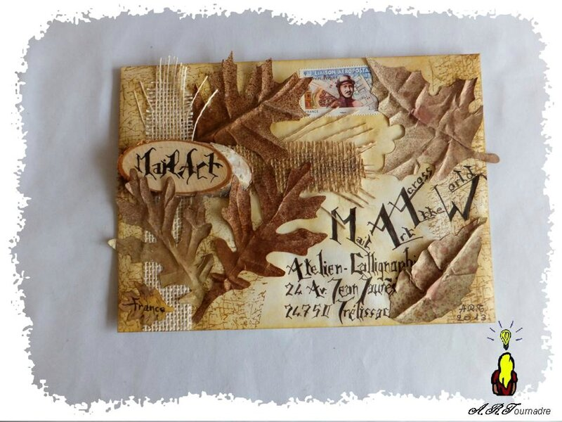 ART 2013 10 mail art across the world 1