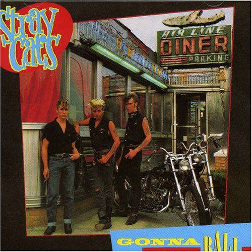 The Stray Cats Gonna Ball Titres