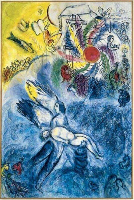Création, Marc Chagall