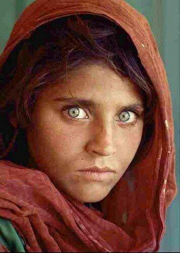 Jeune fille Afghane