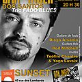 Dan inger en trio fado blues au sunset paris jazz club