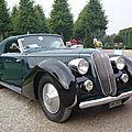 Lancia astura série iv convertibile pininfarina 1939