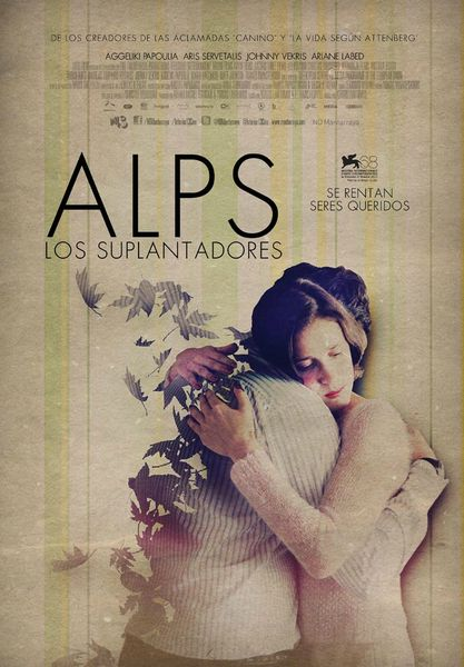 Alps-Poster