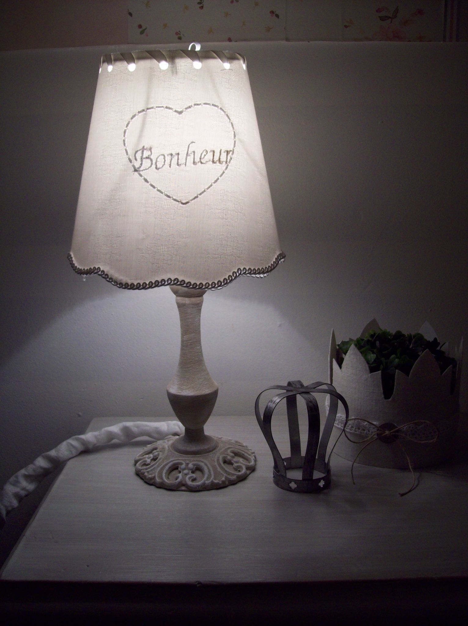 Lampe Bonheur...