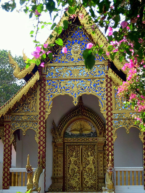 Wat Thra That Doi Suthep (Chiang Mai)