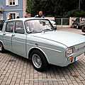 La renault 10 major 1100 de 1967 (tako folies cernay 2011)