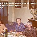 28 - album n°04 - agostini cécile et don joseph - agostini claude et camille