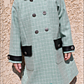 Manteau 149 - Burda Tendances Mode 09/2012