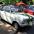 Opel kadett type A-L berline 2 portes de 1962 (34ème Internationales Oldtimer meeting de Baden-Baden) 01