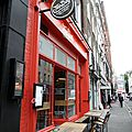 Top dog, londres