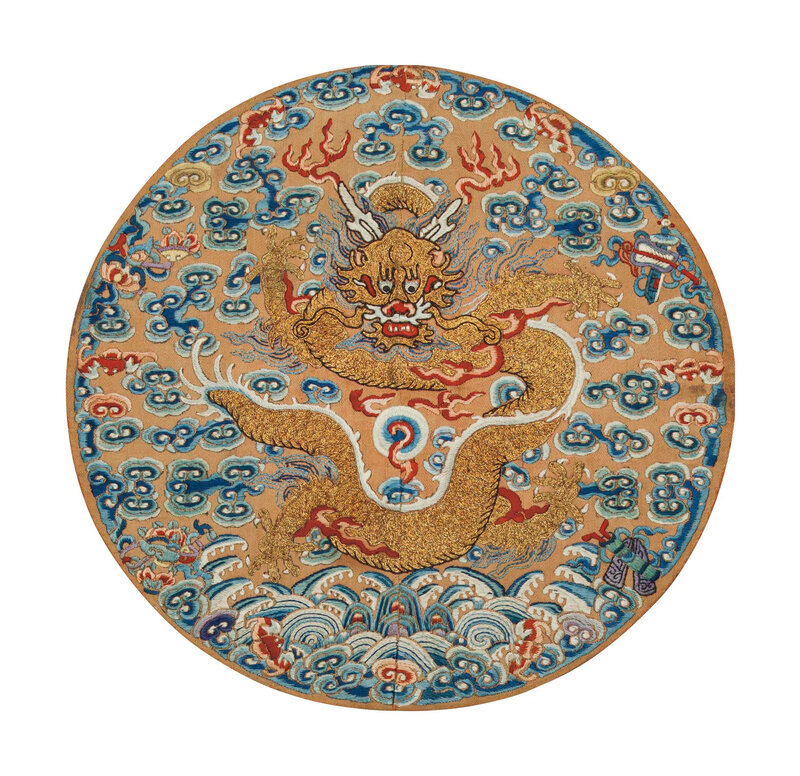 2015_NYR_03720_3278_000(an_embroidered_pale_yellow_silk_dragon_roundel_18th_century)