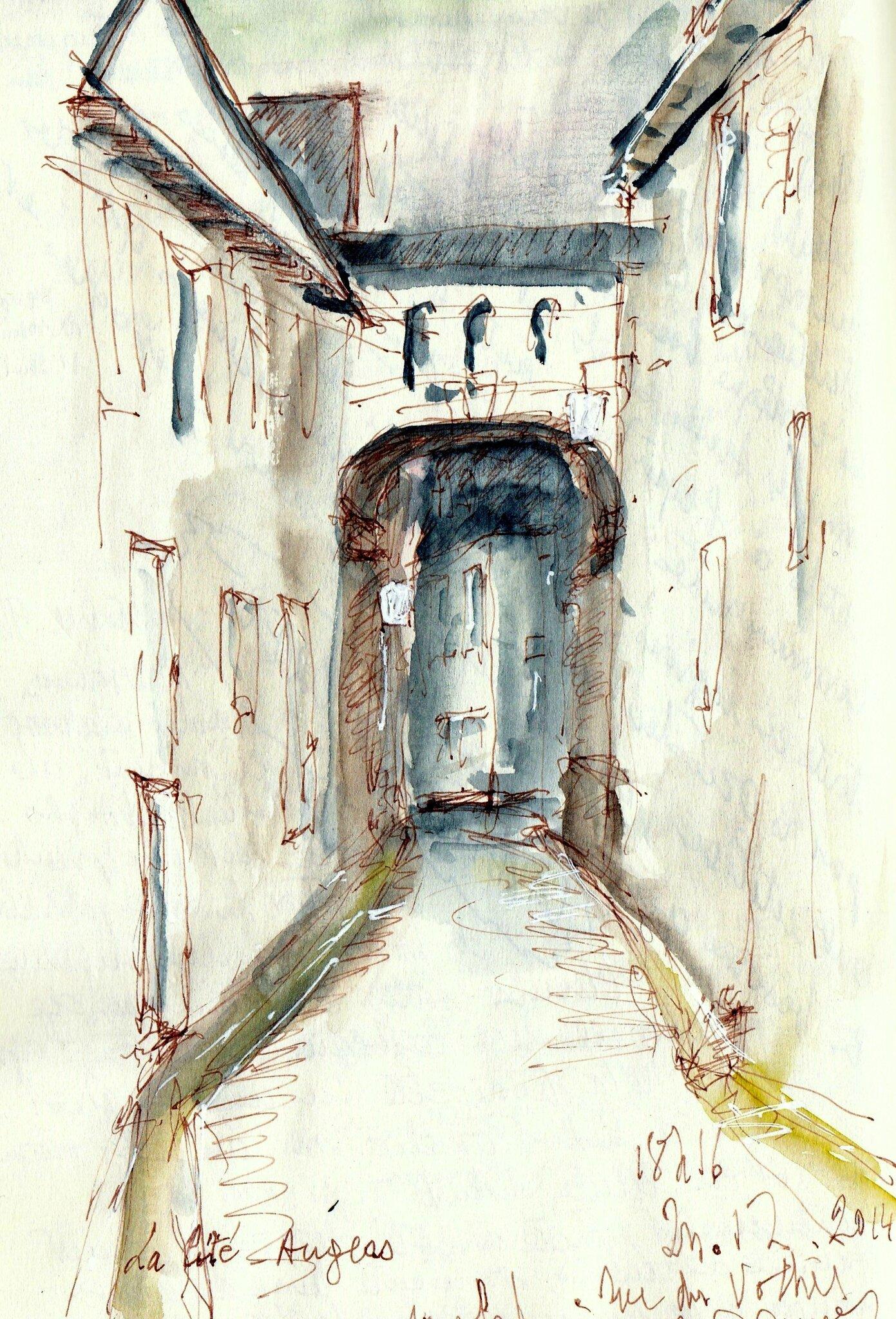 rue du Vollier 24 dec