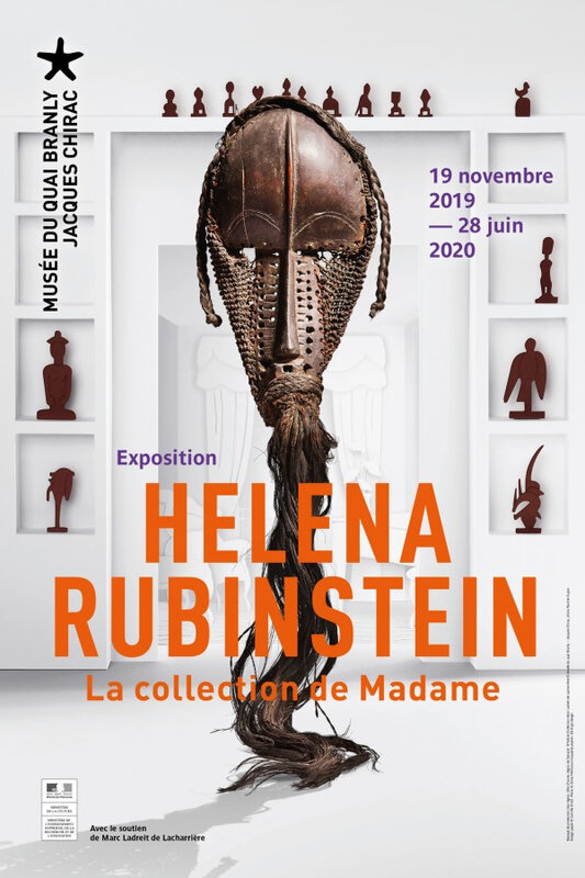 Image result for helena rubinstein quai branly