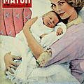 Paris match 29/03/1958