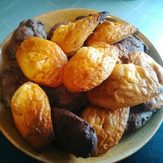madeleines chocmiel