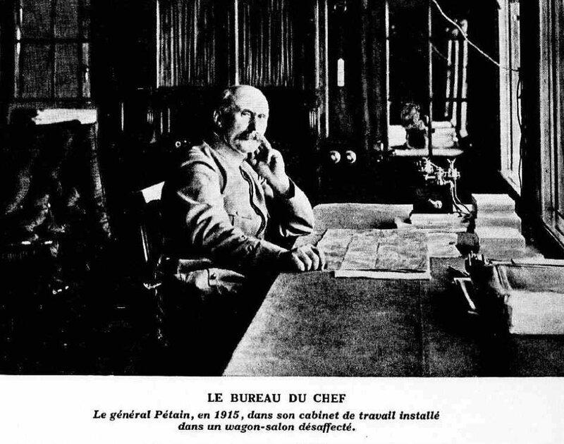 Pétain Lectures pour tous 1915