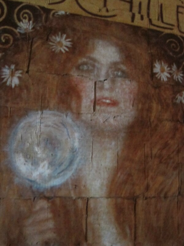 Nuda Veritas - 1889 Klimt Exposition