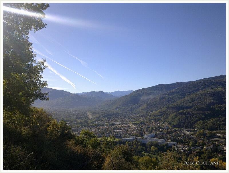 Foix, Octobre 2018