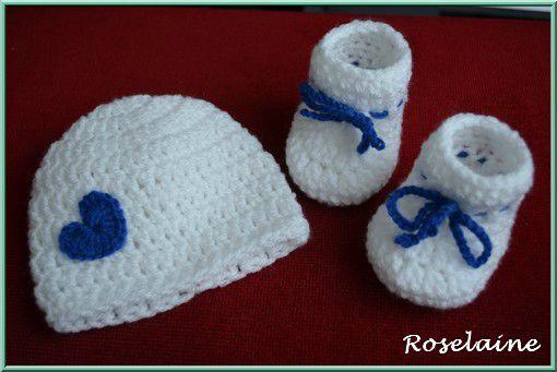 Roselaine507 Bonnet coeur