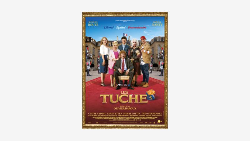 UN BRUIT QUI COURT Affiche Les Tuche 3 HD