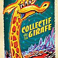 carte Collectif de la Girafe - 2016