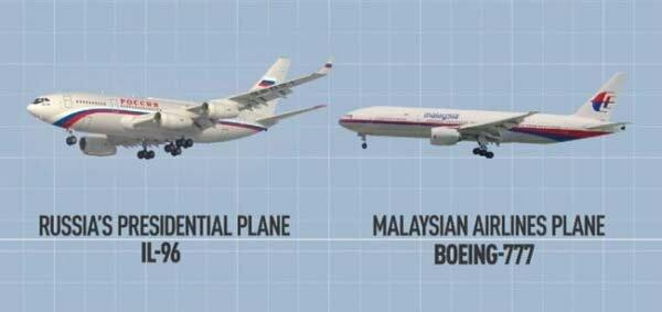 Rumeur:Tentative d'assassinat de Vladimir Poutine, mais ils ont eu le mauvais avion ?